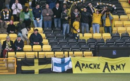 Apache Army at New Methil