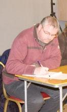 Trust Chairman Brian Payne