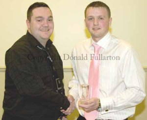 Dumbarton FC Awards 2007-8