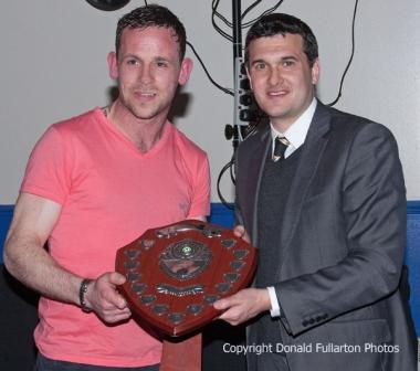 Dumbarton FC 2013 Player Awards 04.05.13